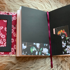 """Boekjes """"Monnikenwerk"""" Paint drops journal 88"""