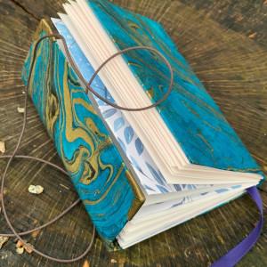 "Boekjes ""Monnikenwerk"" Book of shadows 80"
