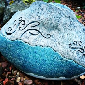 """Verlichting """"Bodhi's"""" Aria Blauw 362"""