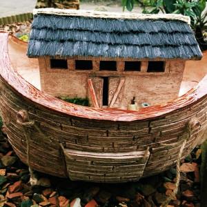 Wereld verhalen Ark van Noach 319