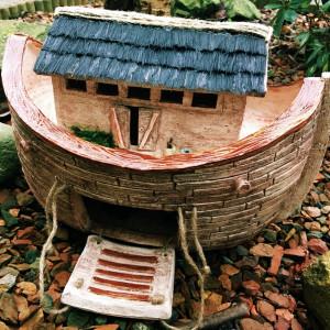 Wereld verhalen Ark van Noach 321