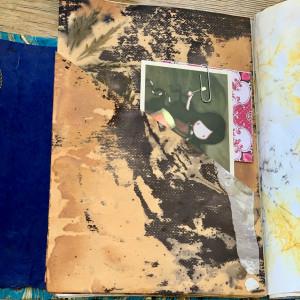 "Boekjes ""Monnikenwerk"" Book of shadows 79"