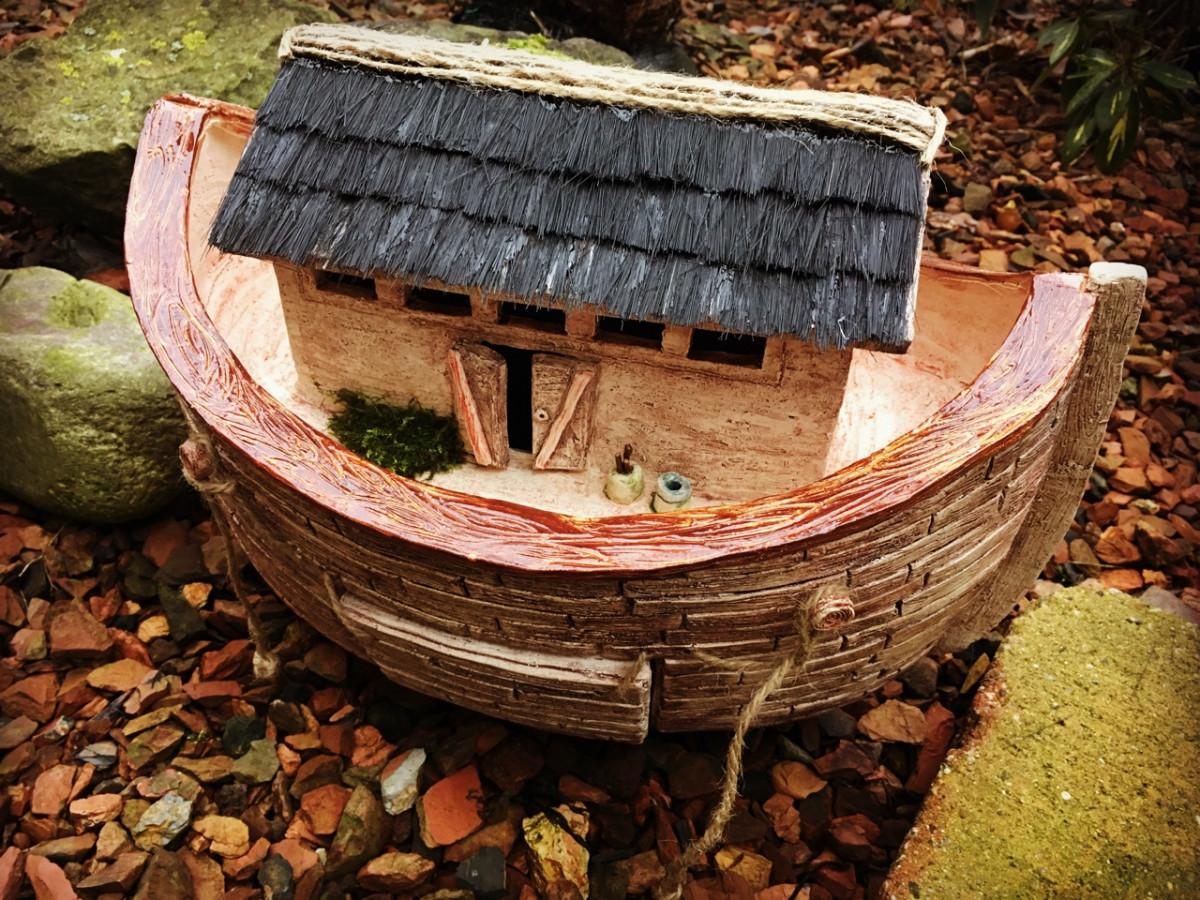 Wereld verhalen Ark van Noach