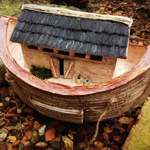 Wereld verhalen Ark van Noach 320