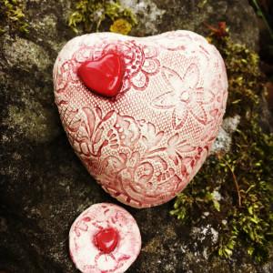 Urnen Urn hart small 131