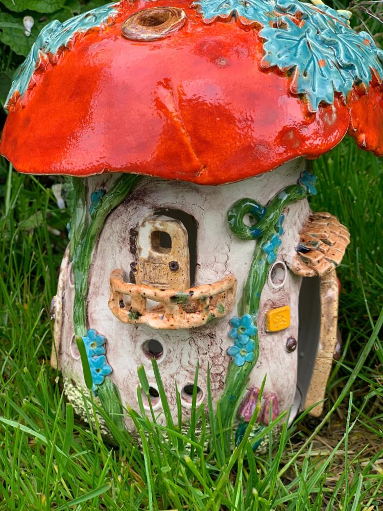 Lilly's Mushroom