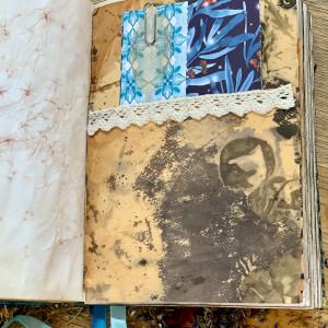 "Boekjes ""Monnikenwerk"" Book of shadows 194"